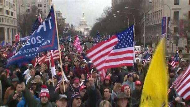 Διαδήλωση στην Ουάσιγκτον