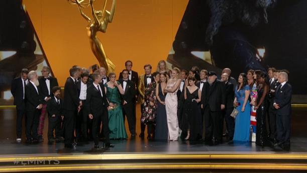 Το Game of Thrones στους κορυφαίους νικητές των φετινών βραβείων Emmy