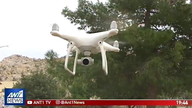 Delivery με drone στις φυλακές Τρικάλων