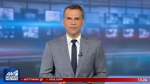 ANT1 NEWS 14-07-2019 ΣΤΙΣ 13:00