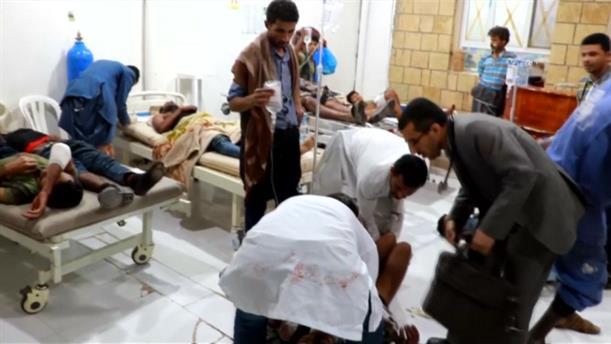 Μακελειό σε αγορά στην Υεμένη