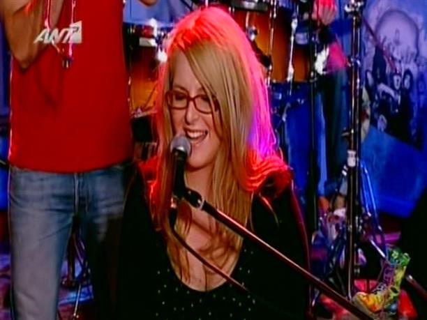 Ράδιο Αρβύλα – Marietta Fafouti and band - 23/05/2012