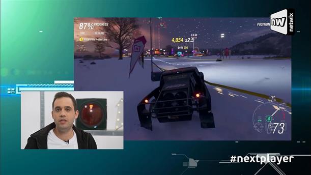 Next Player επ. 278: Forza Horizon 4! Εντυπώσεις!