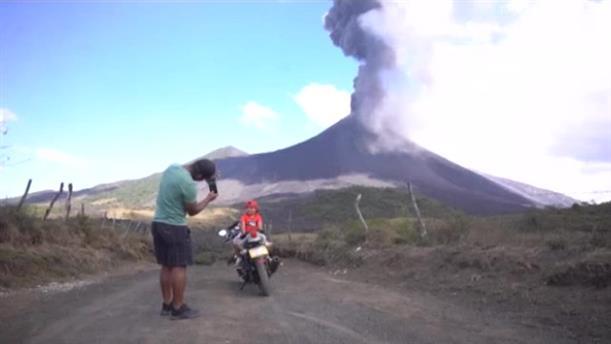 Έκρηξη ηφαιστείου στη Γουατεμάλα