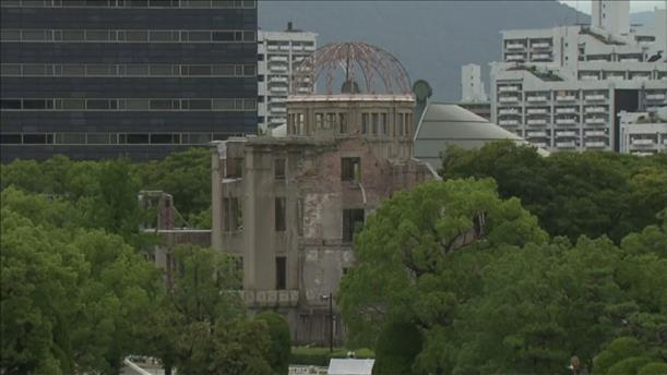 Εκδηλώσεις μνήμης για τα θύματα της ατομικής βόμβας στη Χιροσίμα