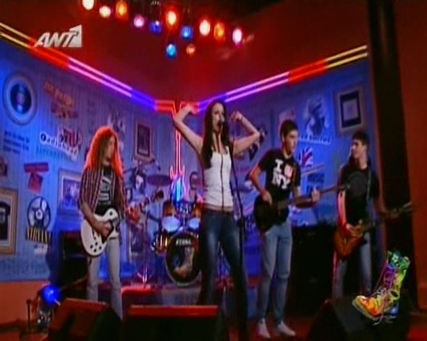 Ράδιο Αρβύλα – Chick n' Blues - 17/04/2012