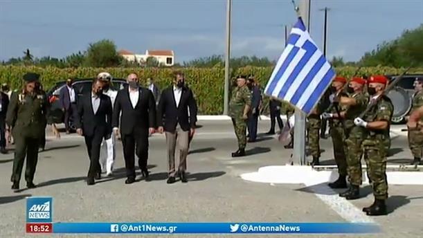 «Ψήφος εμπιστοσύνης» από Πομπέο και ΗΠΑ στην Ελλάδα
