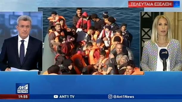 Χρυσοχοΐδης: ενημέρωσε τους βουλευτές της ΝΔ για το μεταναστευτικό