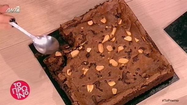 Κέικ χωρίς αλεύρι