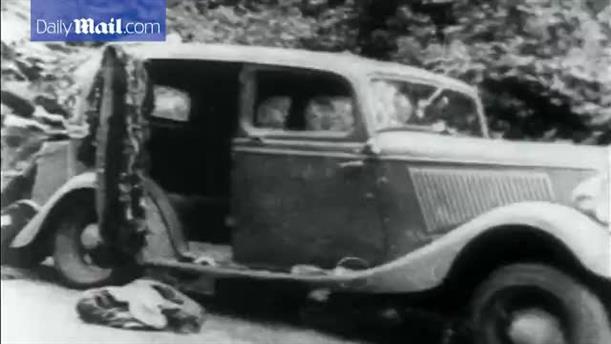 Οι πρώτες σκηνές μετά το θάνατο των Μπόνι και Κλάιντ