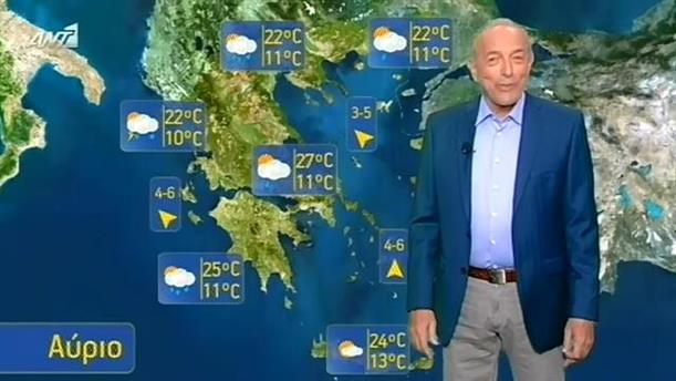 ΔΕΛΤΙΟ ΚΑΙΡΟΥ ΓΙΑ ΑΓΡΟΤΕΣ – 27/04/2015
