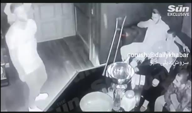 Βίντεο: παίκτες της Αρσεναλ συμμετέχουν σε πάρτι με ναρκωτικά, ποτά και γυναίκες