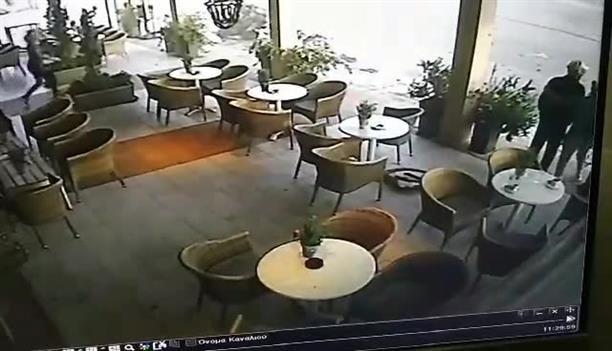 Βίντεο-ντοκουμέντο από την στιγμή του τροχαίου δυστυχήματος στην Θεσσαλονίκη
