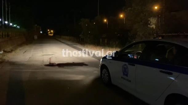 Νεκρός πεζός που παρασύρθηκε από αυτοκίνητο στον Εύοσμο