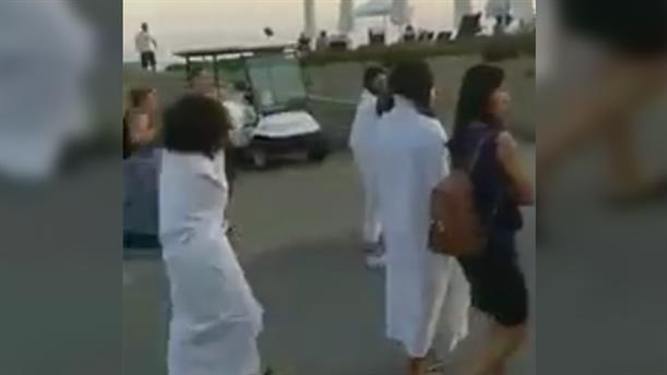 Εκκένωση ξενοδοχείου στα κατεχόμενα λόγω εκρήξεων σε αποθήκες πυρομαχικών