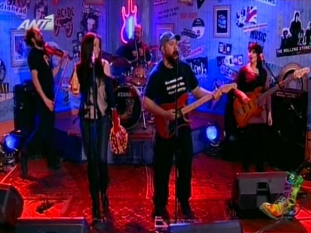 Ράδιο Αρβύλα – Ν.Ξύδης, Β.Κουρούπη & the apotihans - 20/03/2012