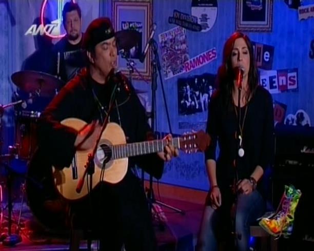 Ράδιο Αρβύλα – Αλέξανδρος Χατζής - 09/04/2012