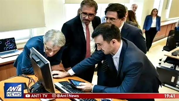 Πλήρως επιτυχημένη η γενική δοκιμή στο ΥΠΕΣ για τις εκλογές