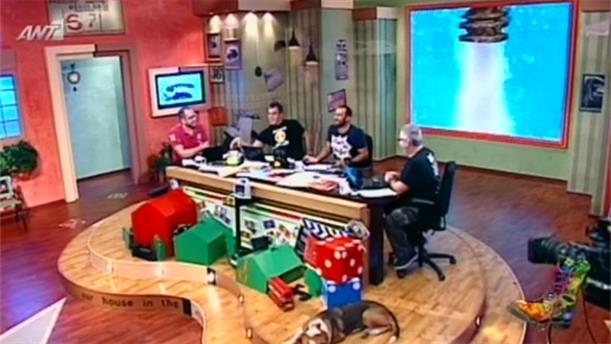 Ράδιο Αρβύλα - 28/11/2012