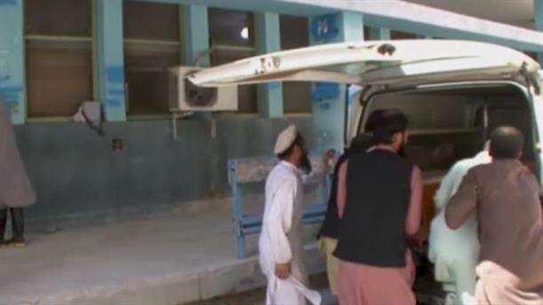 Σκότωσαν γυναίκες υγειονομικούς στο Αφγανιστάν