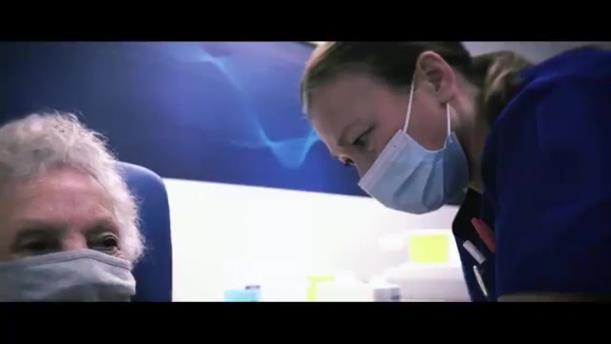 Το συγκινητικό μήνυμα νοσηλεύτριας για τον εμβολιασμό