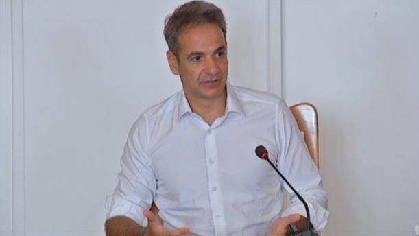 Ομιλία του Πρωθυπουργού στη συνάντηση εργασίας με τους τοπικούς φορείς στη Ρόδο