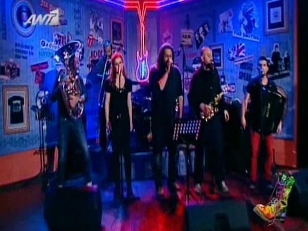 Ράδιο Αρβύλα – Cabaret Balkan - 15/11/2011