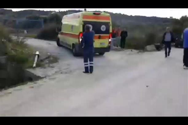 Τροχαίο δυστύχημα στη Πάτρα με δύο νεκρούς