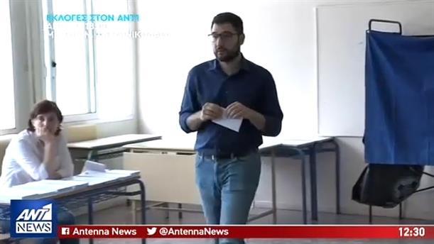 Αισιοδοξία στα στρατόπεδα των υποψηφίων Δημάρχων Αθήνας και Πειραιά