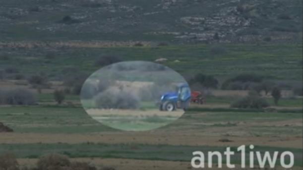 Κύπρος: Προκλήσεις από κατοχικά στρατεύματα σε βάρος Ελληνοκυπρίων γεωργών