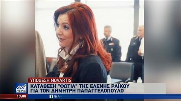 Με μηνύσεις απειλεί ο Παπαγγελόπουλος μετά την κατάθεση της Ράικου