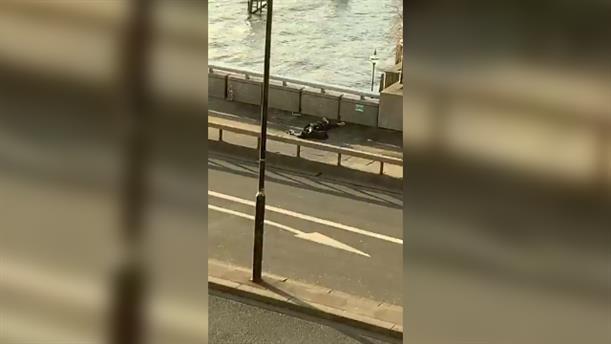 Πυροβολισμοί στο Λονδίνο