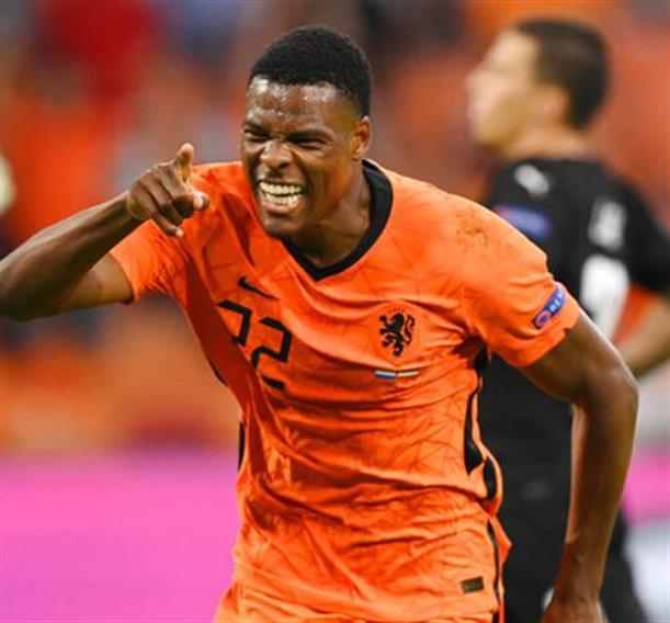 Euro 2020: Άνετα η Ολλανδία την Αυστρία 520
