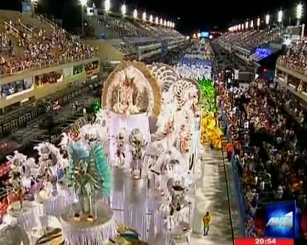 Όλο το Ρίο ένα τεράστιο πάρτι