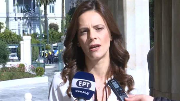Δήλωση Έφης Αχτσιόγλου για την πρόταση νόμου του ΣΥΡΙΖΑ για αύξηση του κατώτατου μισθού