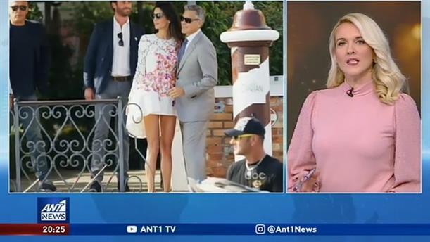 Φήμες για επικείμενο διαζύγιο του ζεύγους Κλούνεϊ