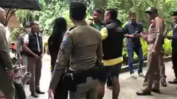 """Γάλλος τουρίστας σκοτώθηκε από την πτώση του σε καταρράκτη στην Ταϊλάνδη καθώς τραβούσε μια """"σέλφι"""