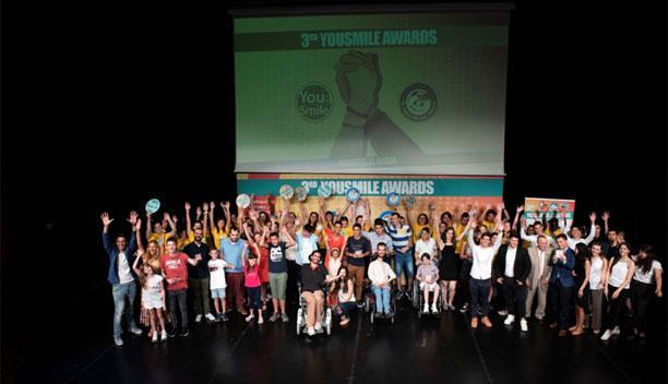 3rd YouSmile Awards: «Τα παιδιά μπορούν να κάνουν τον κόσμο μας καλύτερο!