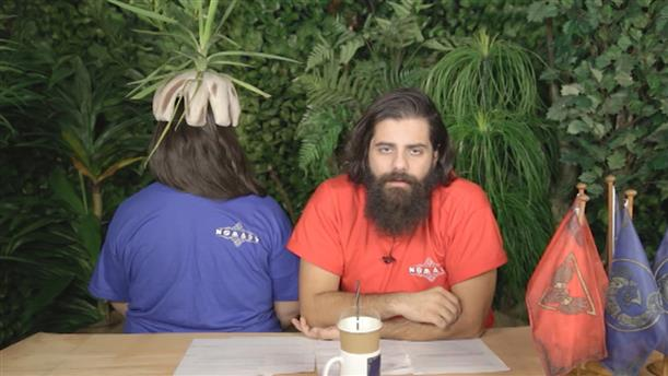 Talking Nomads Day 27: Μαυρίδης εναντίον Αποστολίας Ζώη