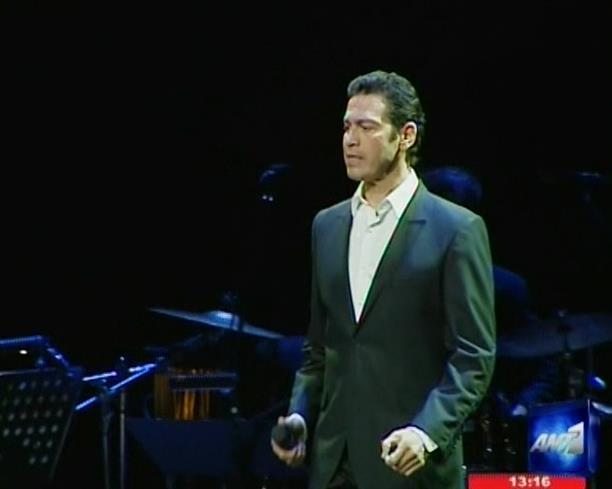 Συναυλία αγάπης του Μάριου Φραγκούλη