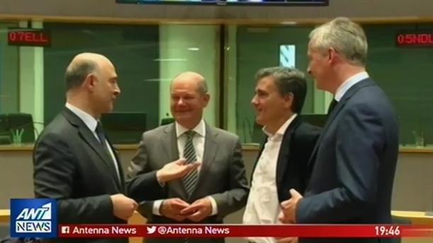 Βασικό θέμα στο Eurogroup της Δευτέρας η Ελλάδα
