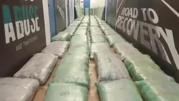 Κατασχεμένα από επιχείρηση ΕΛ.ΑΣ. και Λ.Σ.-ΕΛ.ΑΚΤ. για την εξάρθρωση κυκλώματος ναρκωτικών