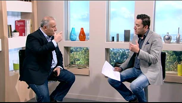 O φοροτεχνικός Μιχάλης Αντωνόπουλος μας εξηγεί τα SOS για τις φορολογικές δηλώσεις