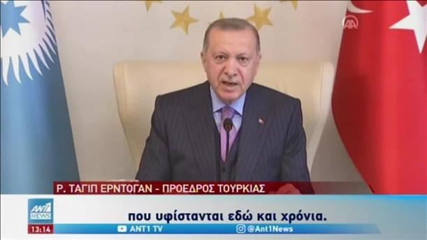 Νέα πρόκληση Ερντογάν για την Κύπρο