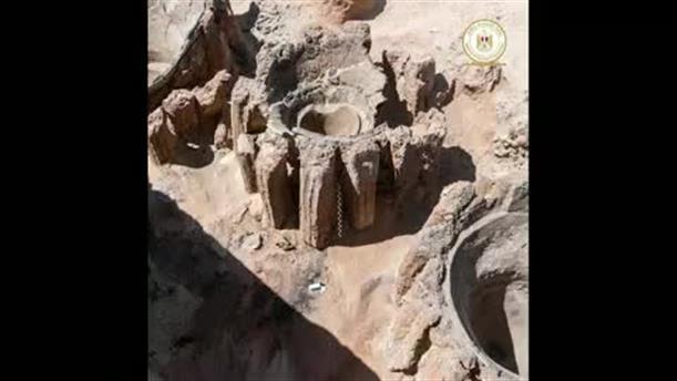 Αρχαίο εργοστάσιο μπίρας βρέθηκε στην Αίγυπτο