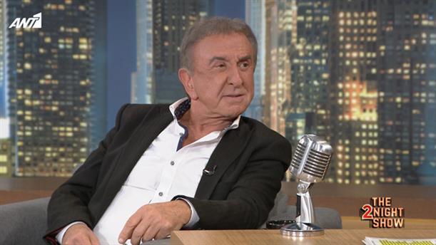 THE 2NIGHT SHOW - Αργύρης Παπαργυρόπουλος
