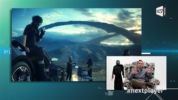 Next Player επ. 235: Review του Final Fantasy XV!
