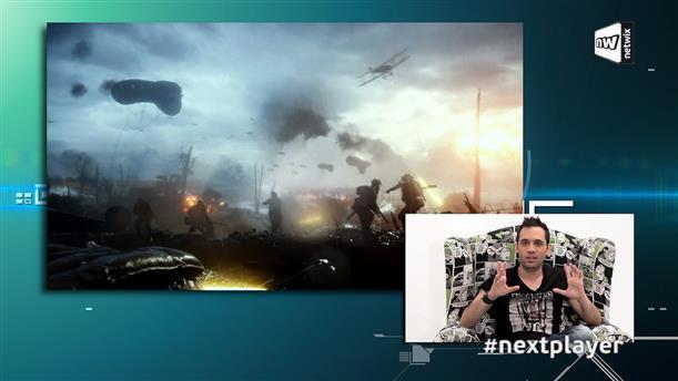 Next Player επ. 201: Όλες οι info για το Battlefield 1!