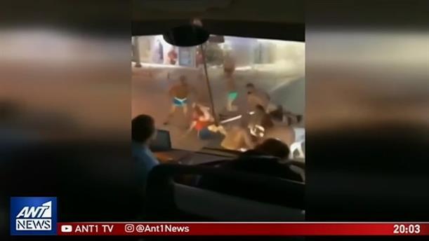 """Τουρίστες """"πιάστηκαν στα χέρια"""" στην Αγία Νάπα"""