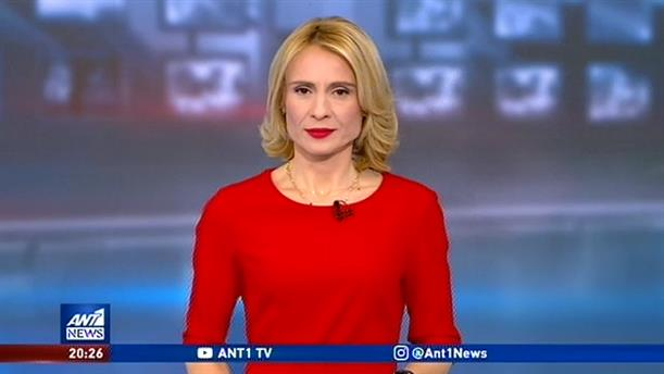ANT1 NEWS 19-01-2020 ΣΤΙΣ 19:30